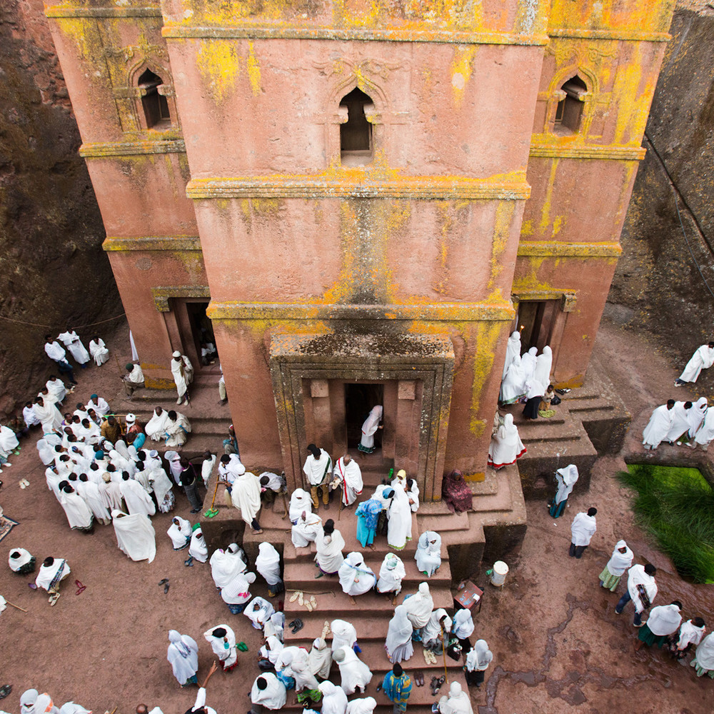 Photography in Ethiopia